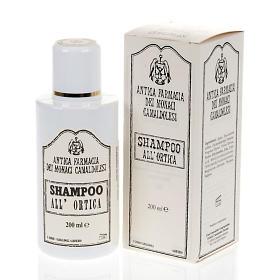 Szampon Płyn do kąpieli Mydło Pasta do zębów: Szampon pokrzywowy 200 ml Camaldoli