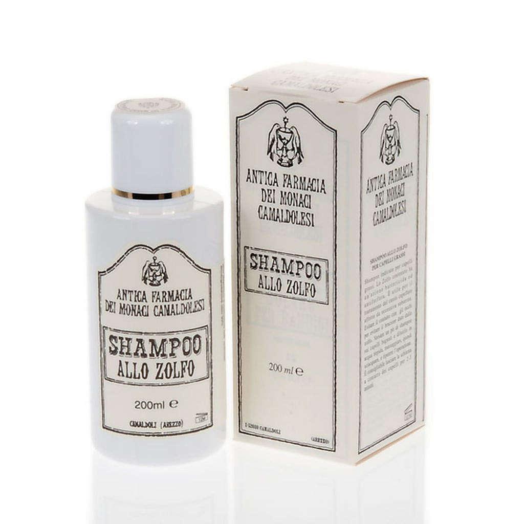 Schwefel-Shampoo (200 ml) 4