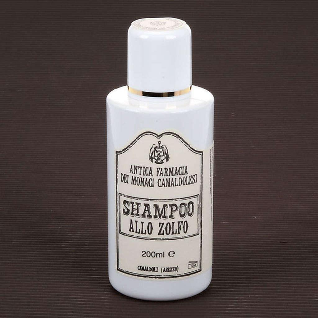 Camaldoli Sulphur Shampoo (200 ml) 4