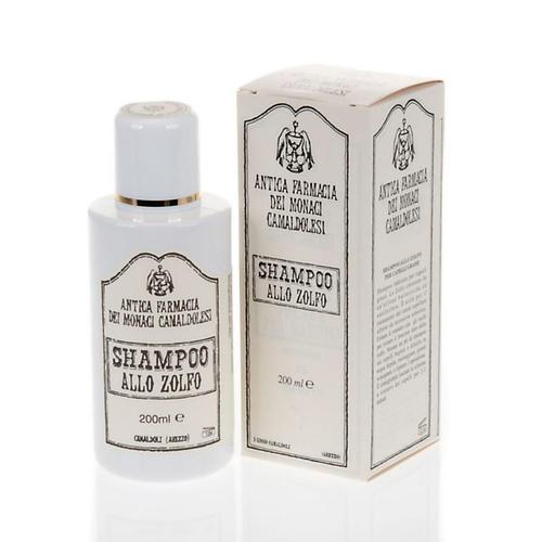 Camaldoli Sulphur Shampoo (200 ml) 1