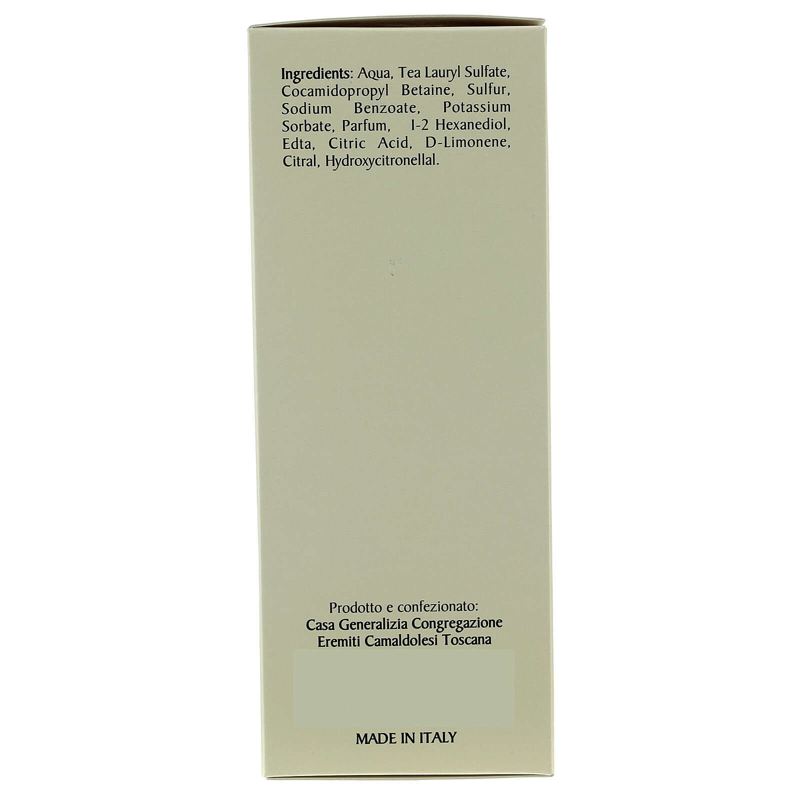 Shampoing, soufre, 200ml 4