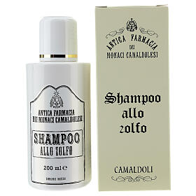 Shampoing, soufre, 200ml s1