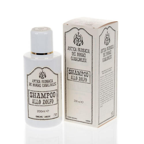 Shampoing, soufre, 200ml 1