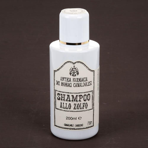 Shampoing, soufre, 200ml 2