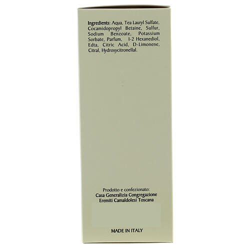 Shampoing, soufre, 200ml 3