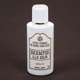 Shampoo allo Zolfo 200 ml s2