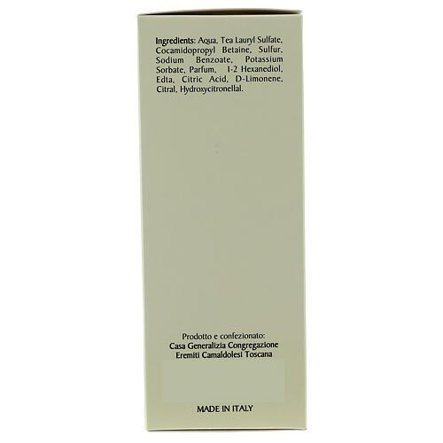 Camaldoli Sulphur Shampoo (200 ml) 3