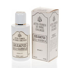 Shampooing, gel douche, savons et dentifrice: Shampoing, calendula, 200ml