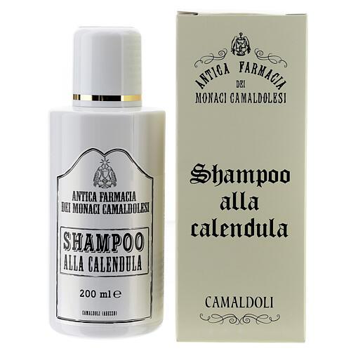 Shampoing, calendula, 200ml 1