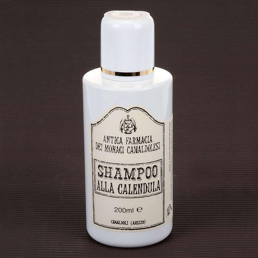 Shampoo alla Calendula 200 ml 4