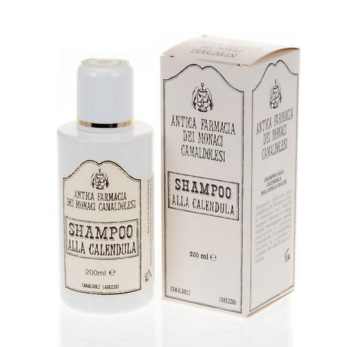 Shampoo alla Calendula 200 ml 1