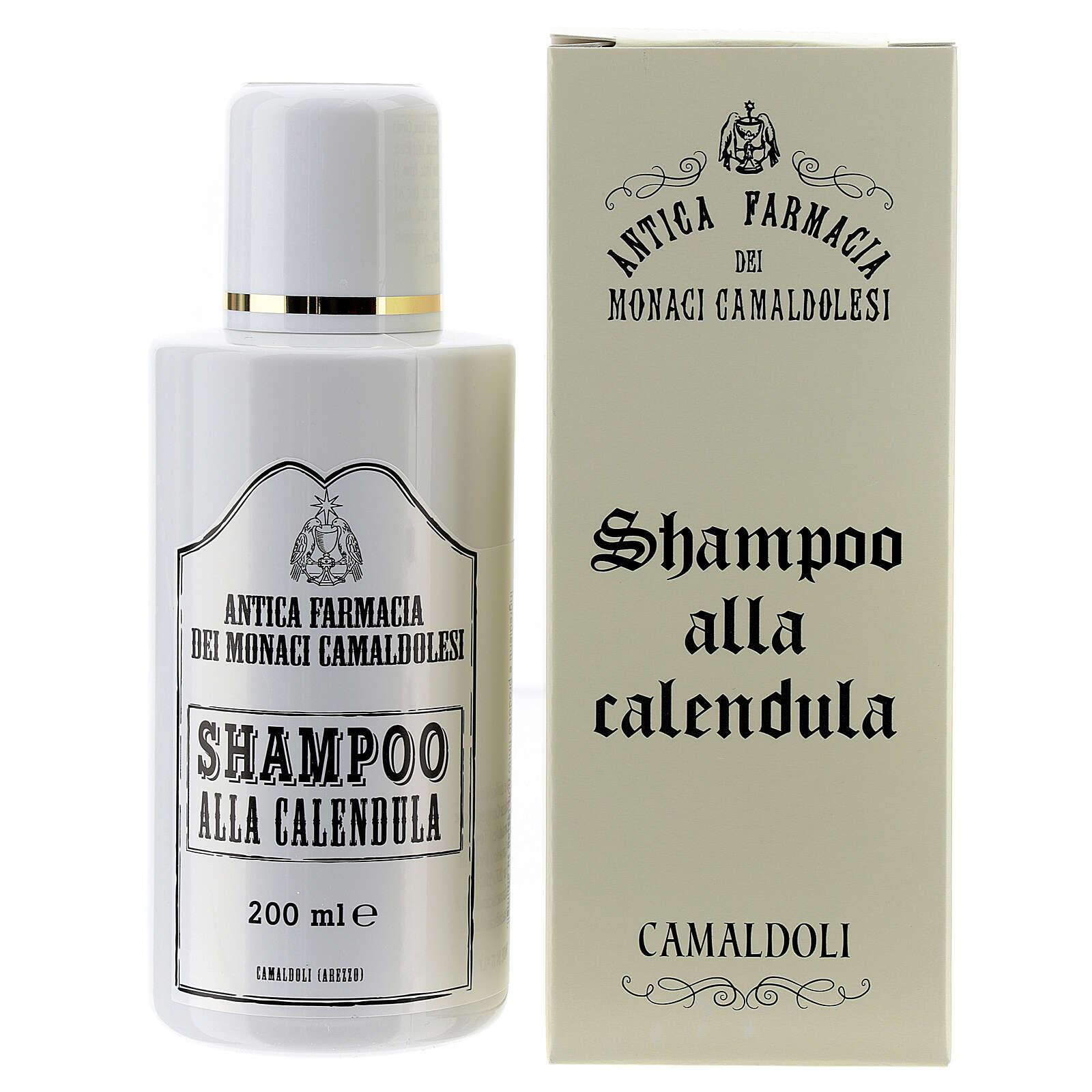 Szampon nagietkowy 200 ml Camaldoli 4