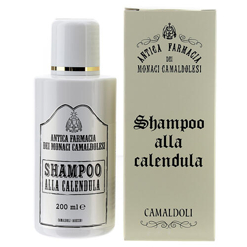 Camaldoli Calendula Shampoo (200 ml) 1
