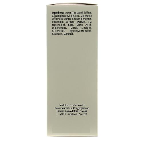 Camaldoli Calendula Shampoo (200 ml) 3