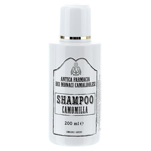 Camaldoli Camomile Shampoo (200 ml) 2