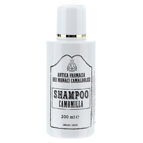 Shampoing, camomille, 200ml 2