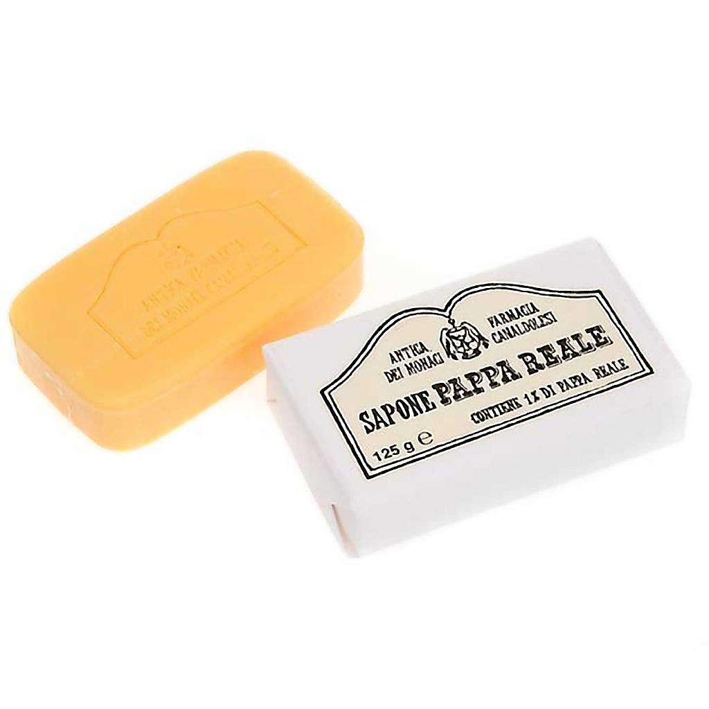 Mydło z mleczkiem pszczelim 125 g Camaldoli 4