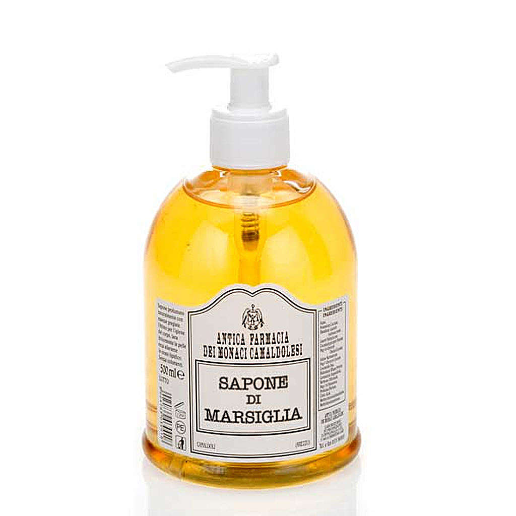 Camaldoli Liquid Marseille Soap (500 ml) 4