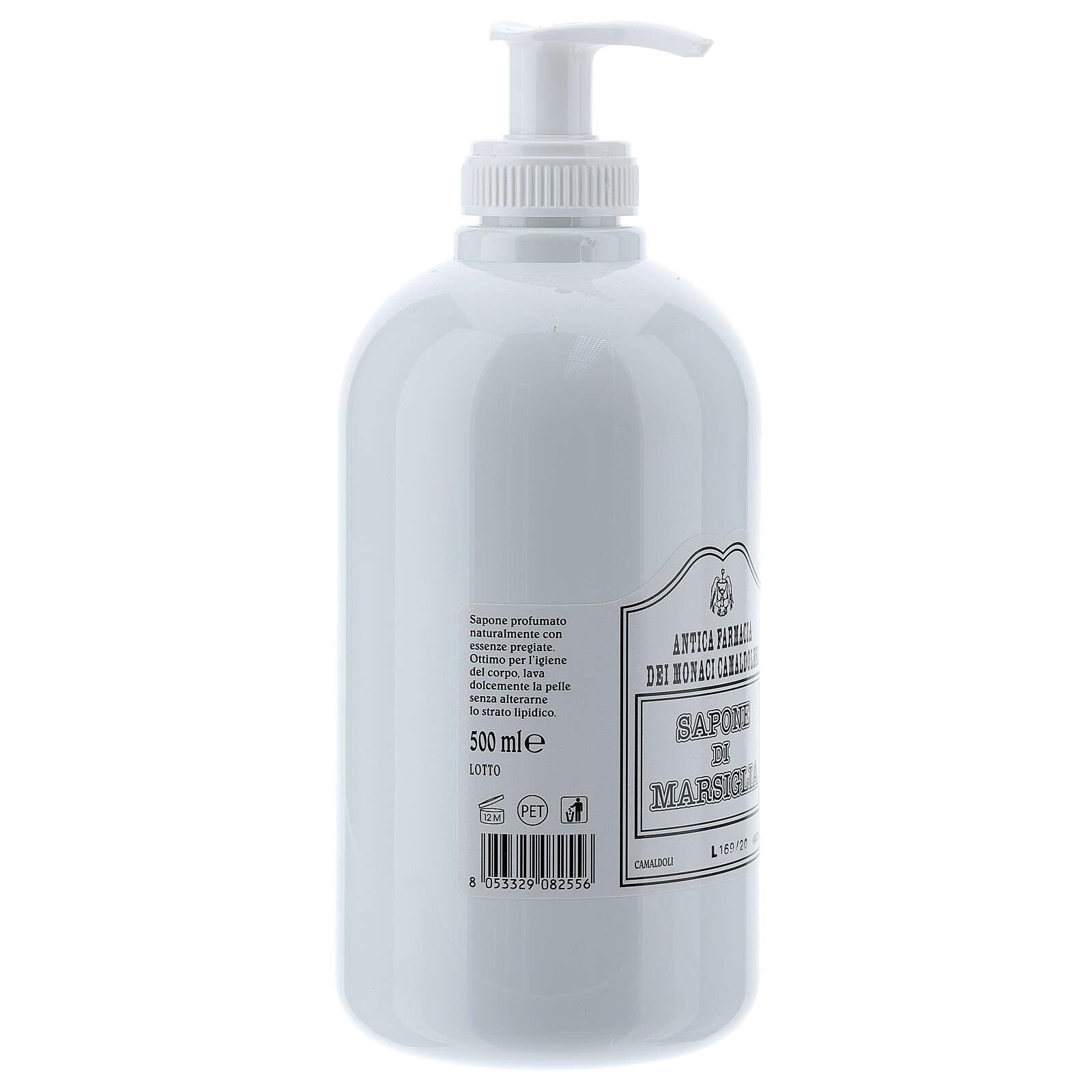 Camaldoli Liquid Marseille Soap (500 ml) 4