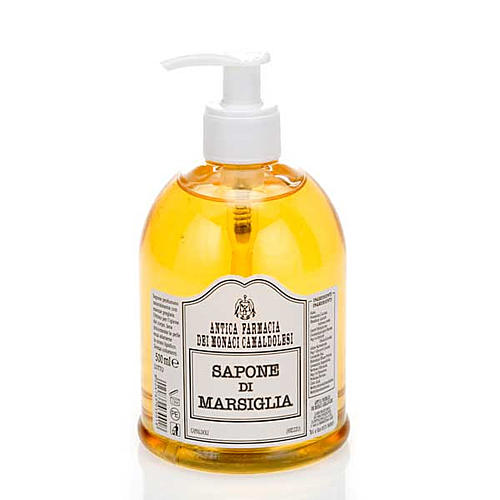 Camaldoli Liquid Marseille Soap (500 ml) 1
