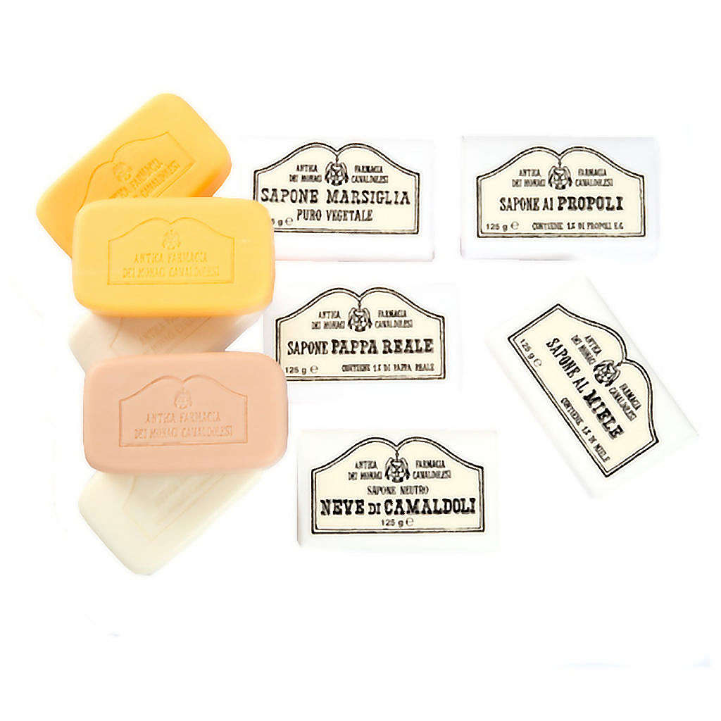 Soaps of Camaldoli 4