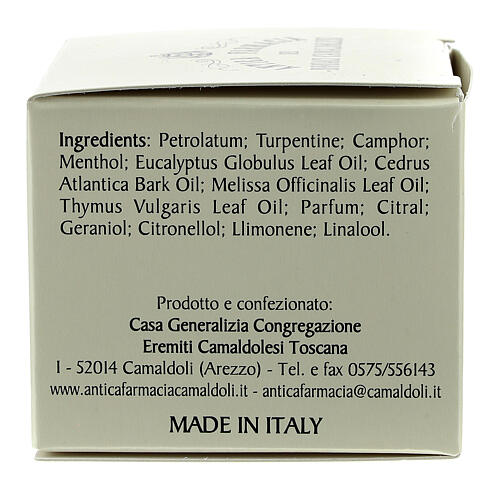 Parfum balsamique 3