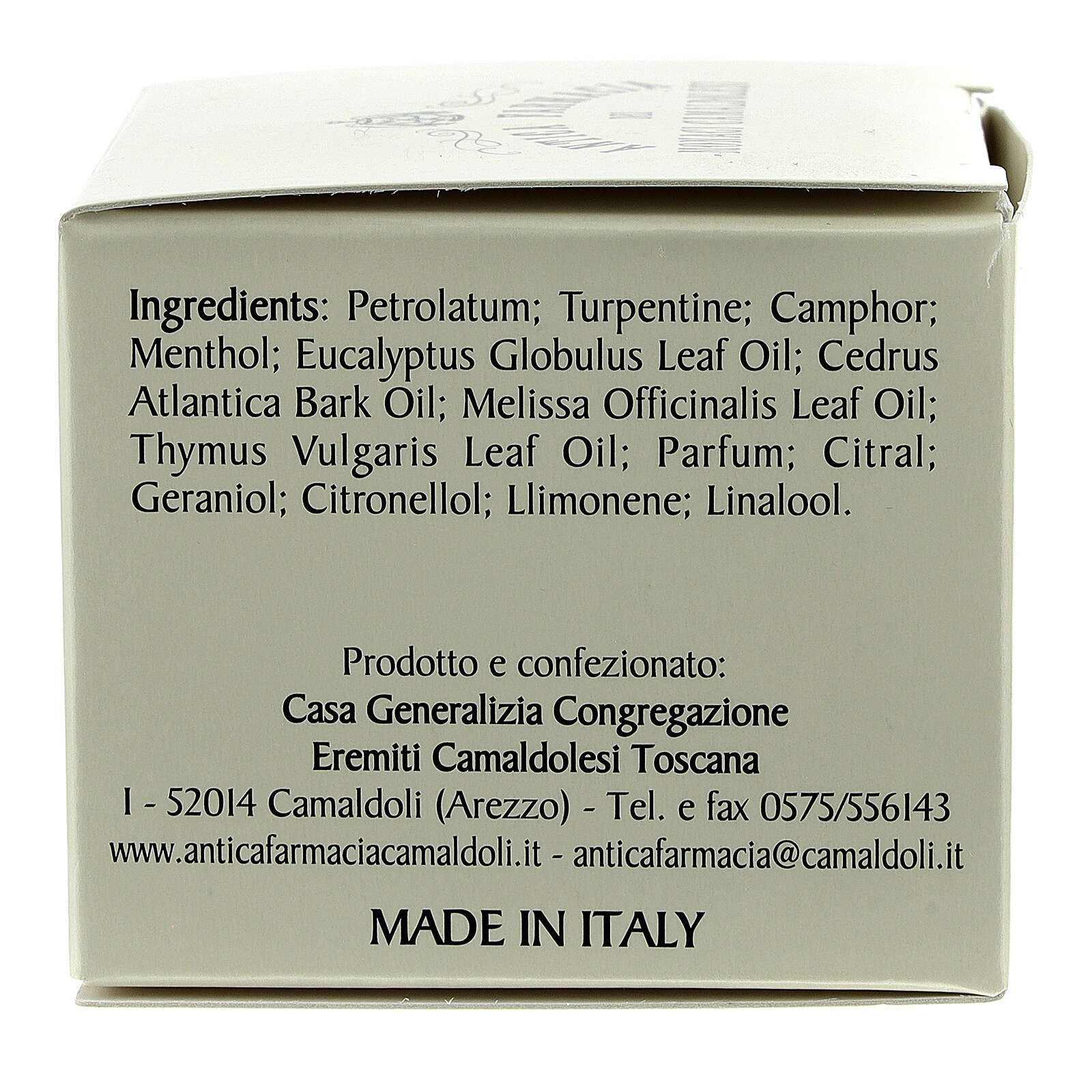 Maść balsamiczna 30 ml Kameduli 4