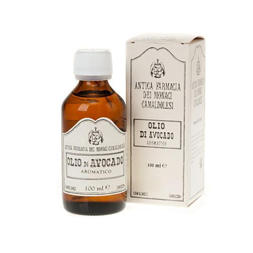 Aromatic Avocado Oil 100 ml, skin oil, Camaldoli 1