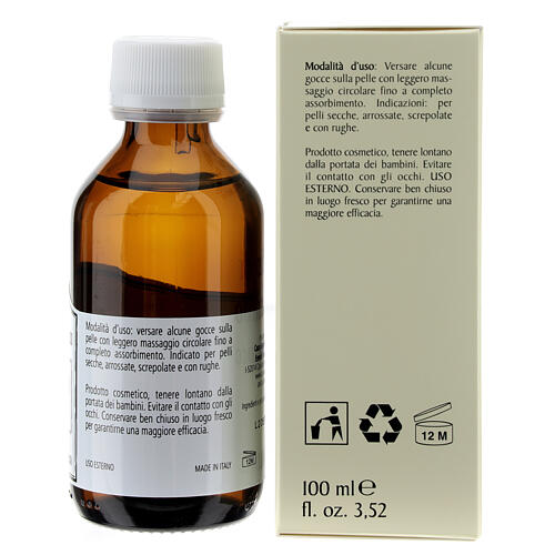 Aromatic Avocado Oil 100 ml, skin oil, Camaldoli 2