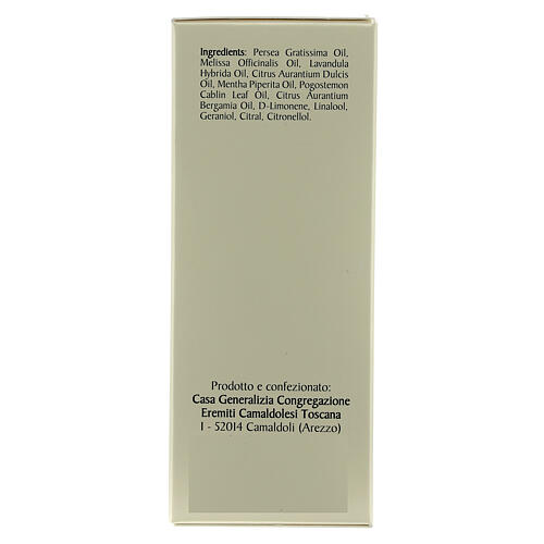 Aromatic Avocado Oil 100 ml, skin oil, Camaldoli 3