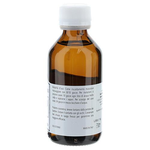 Öl 31 (100 ml) - Öl mit 31 Kräuter der Mönche aus Camaldoli 3