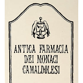 Aromatic 31 Herbs essential Oil, Camaldoli s2