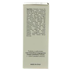 Aromatic 31 Herbs essential Oil, Camaldoli s4