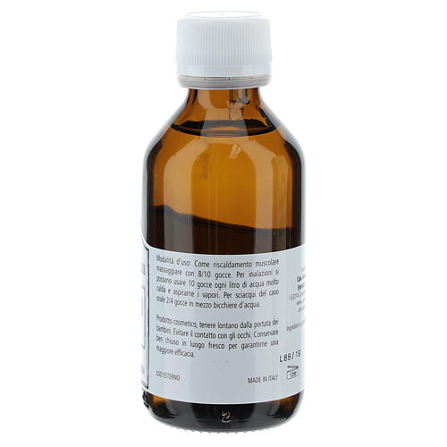 Aromatic 31 Herbs essential Oil, Camaldoli 3