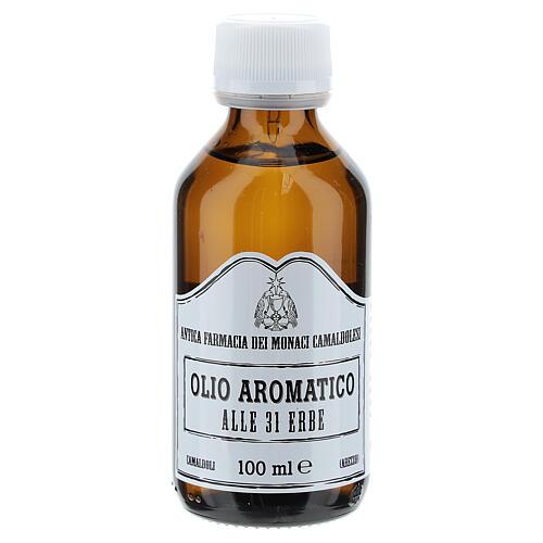 Aromatic 31 Herbs essential Oil, Camaldoli 2