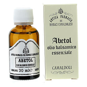 Abetol essential oil (30 ml) Camaldoli s1