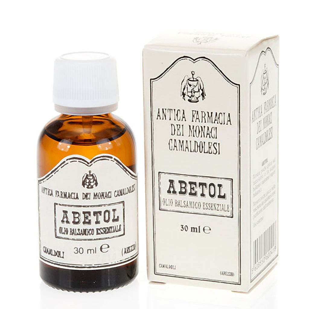 Abetol, huile balsamique 30 ml 4