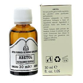 Abetol, huile balsamique 30 ml s3
