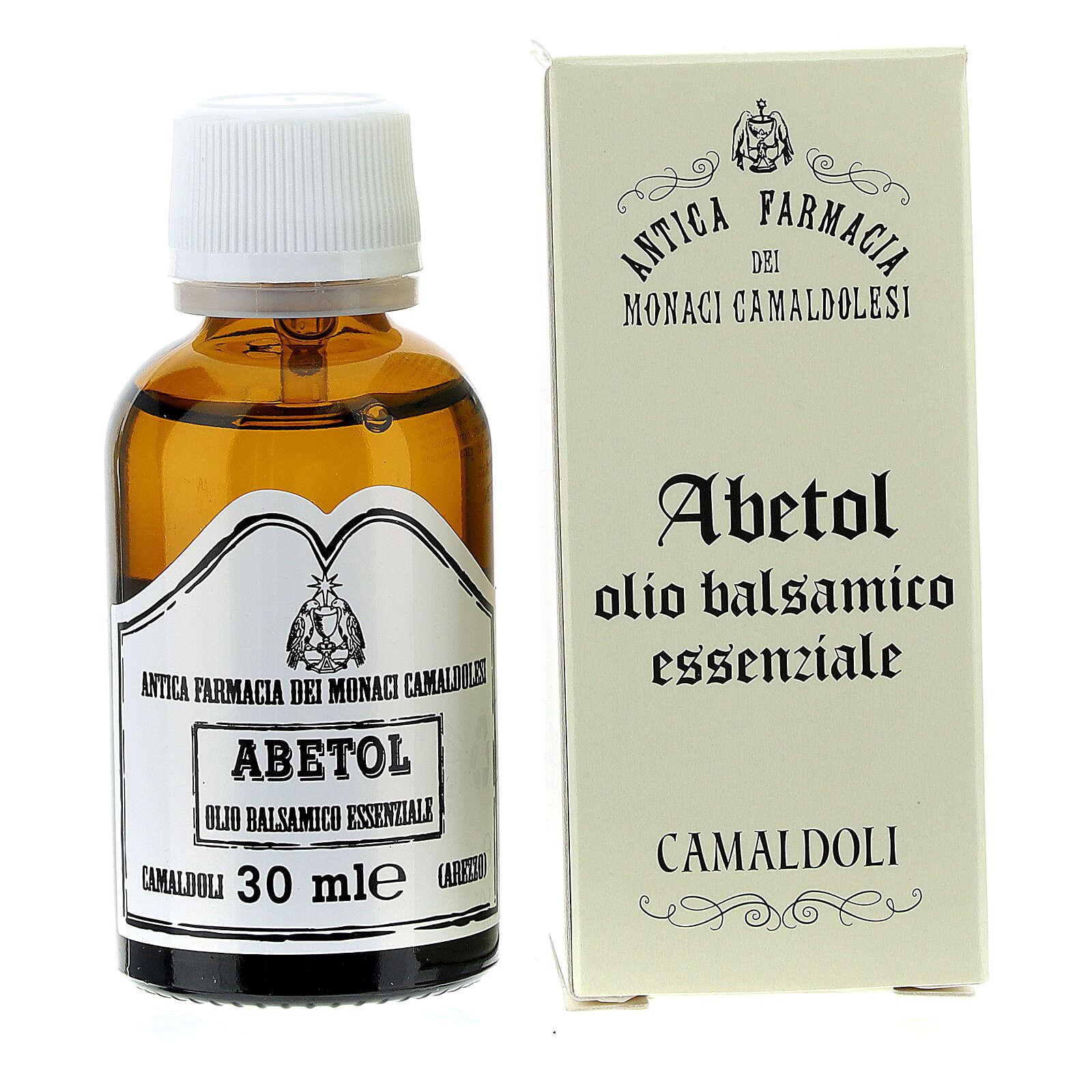 Abetol olejek balsamiczny 30 ml Kameduli 4