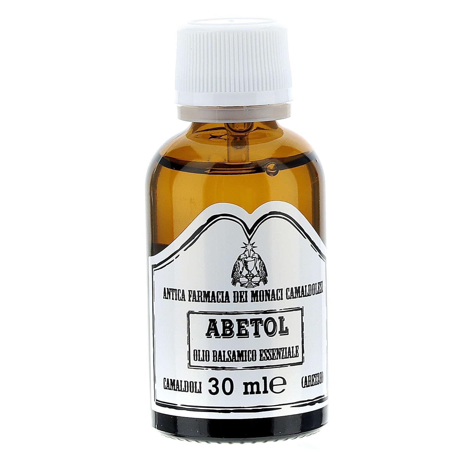 Abetol essential oil (30 ml) Camaldoli 4