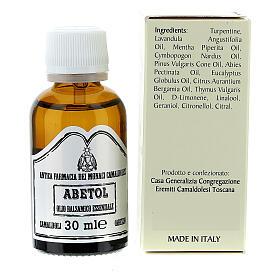 Abetol essential oil (30 ml) Camaldoli s4