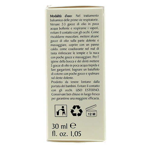 Japanese essential Oil (30 ml), Camaldoli 3