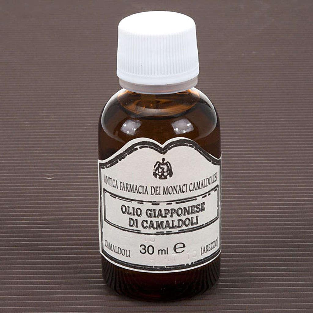 Olio Giapponese di Camaldoli 30 ml 4