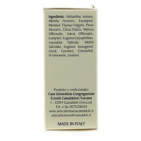 Olio Giapponese di Camaldoli 30 ml s4