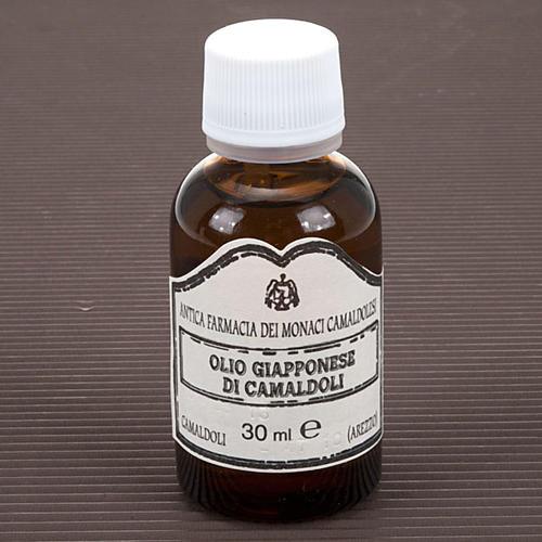 Olio Giapponese di Camaldoli 30 ml 2