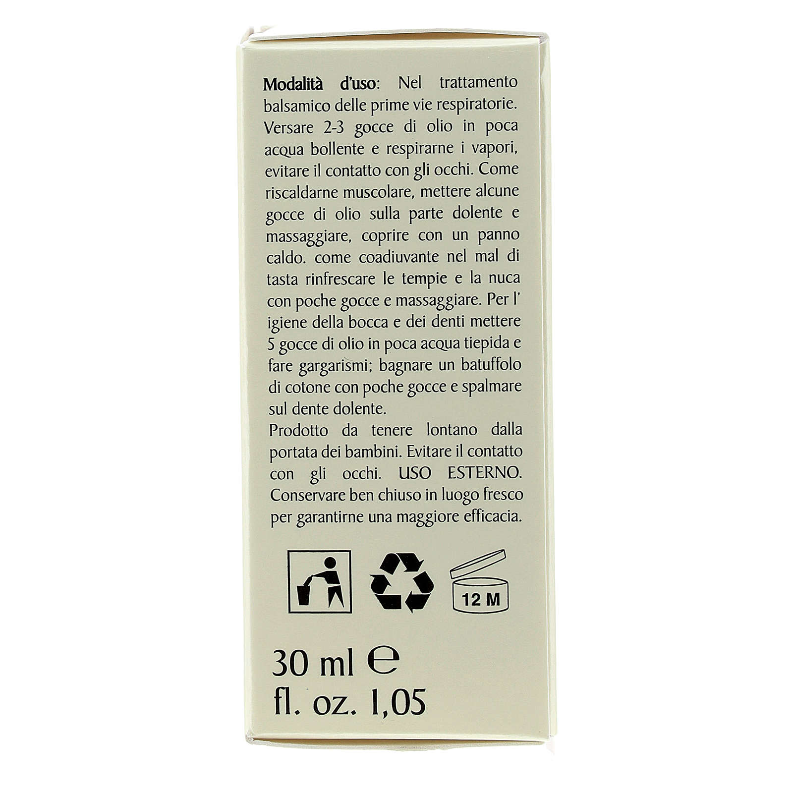 Óleo Japonês de Camaldoli 30 ml 4