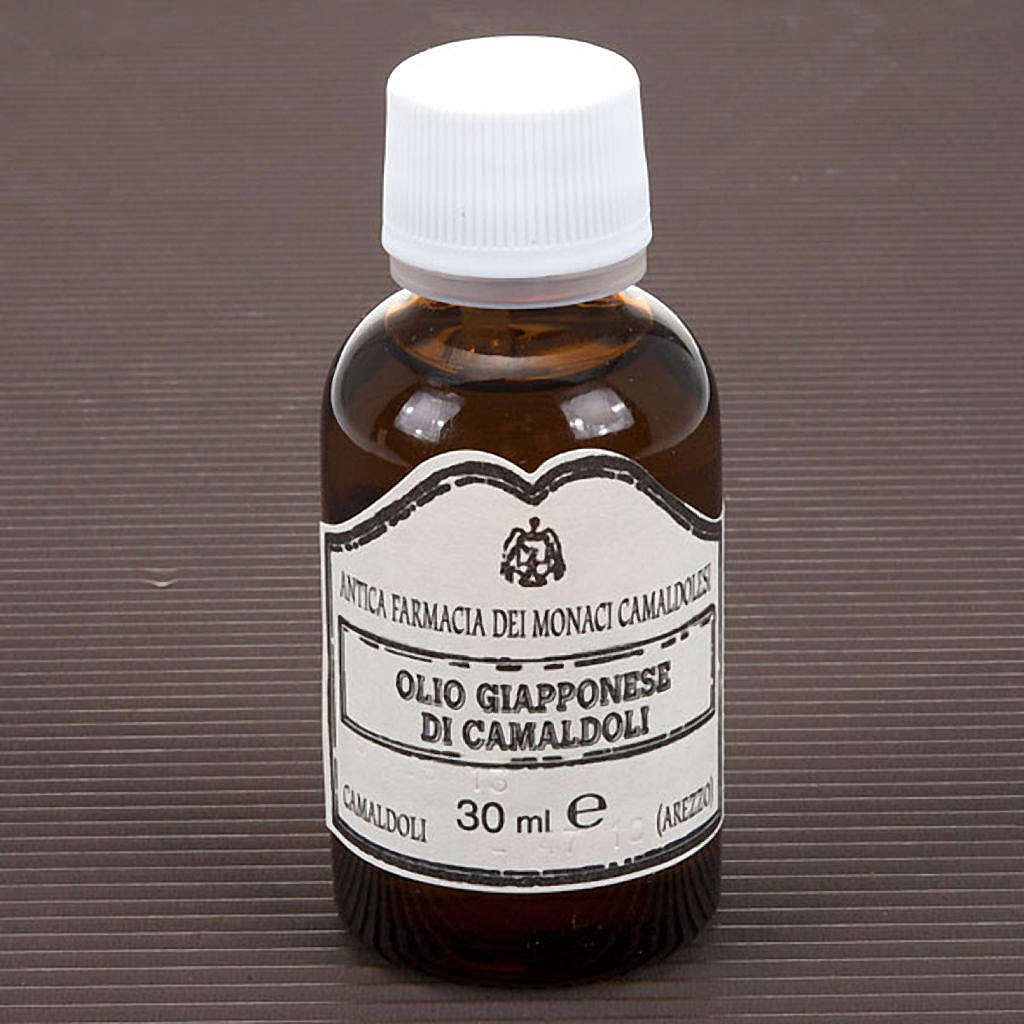 Japanese essential Oil (30 ml), Camaldoli 4