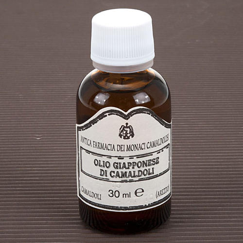 Japanese essential Oil (30 ml), Camaldoli 2