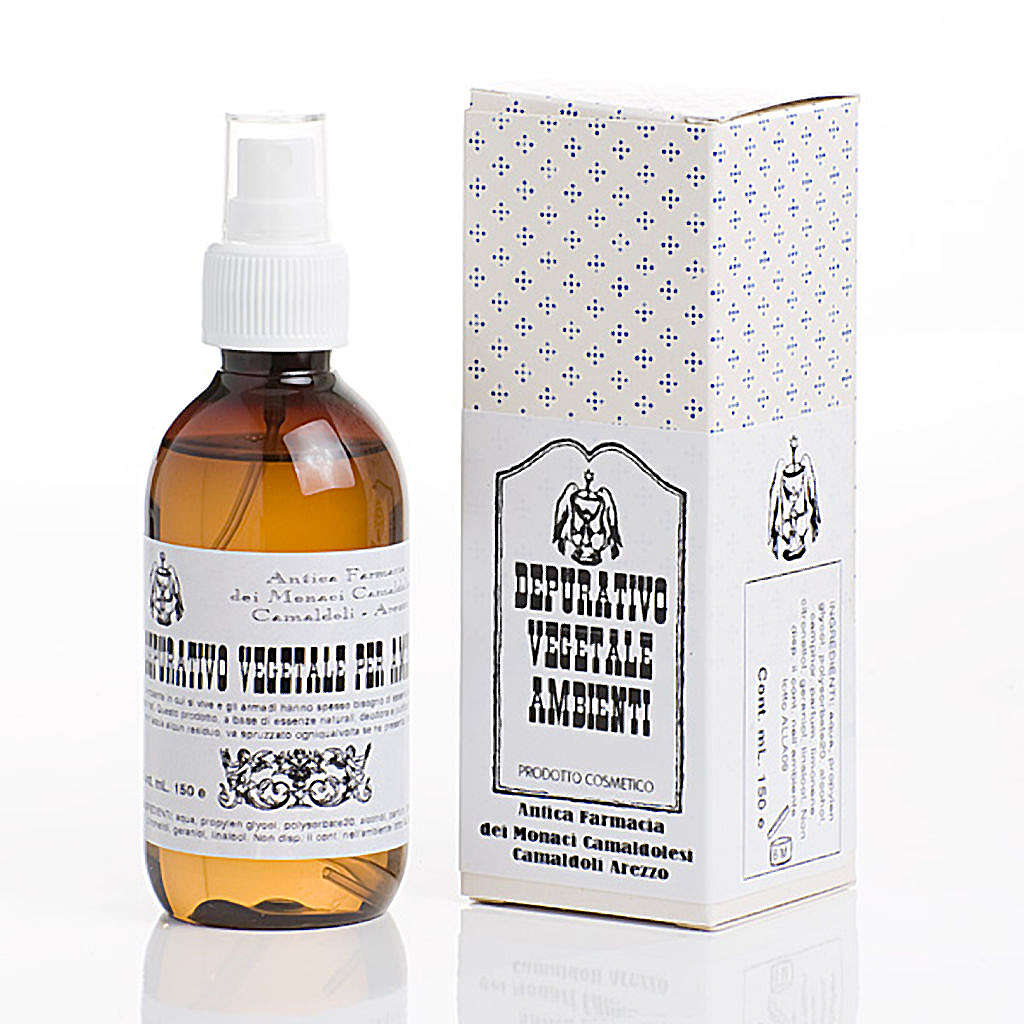 Depurativo Vegetal para Ambientes (150 ml) 4