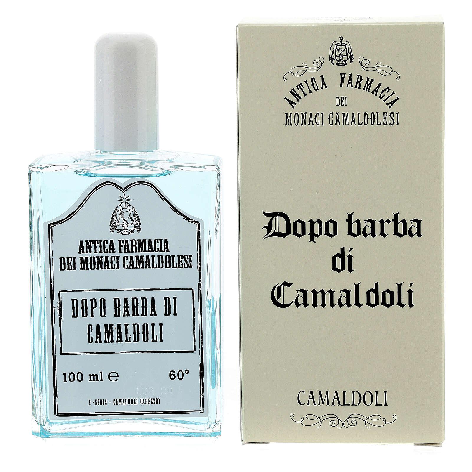 Płyn po goleniu Camaldoli 100 ml 4